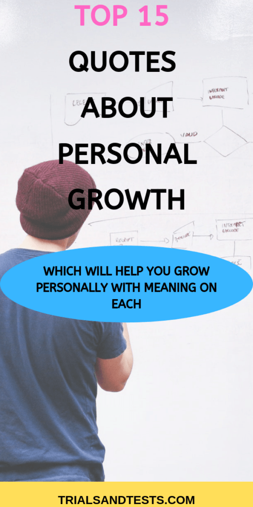 quotes for personal growth