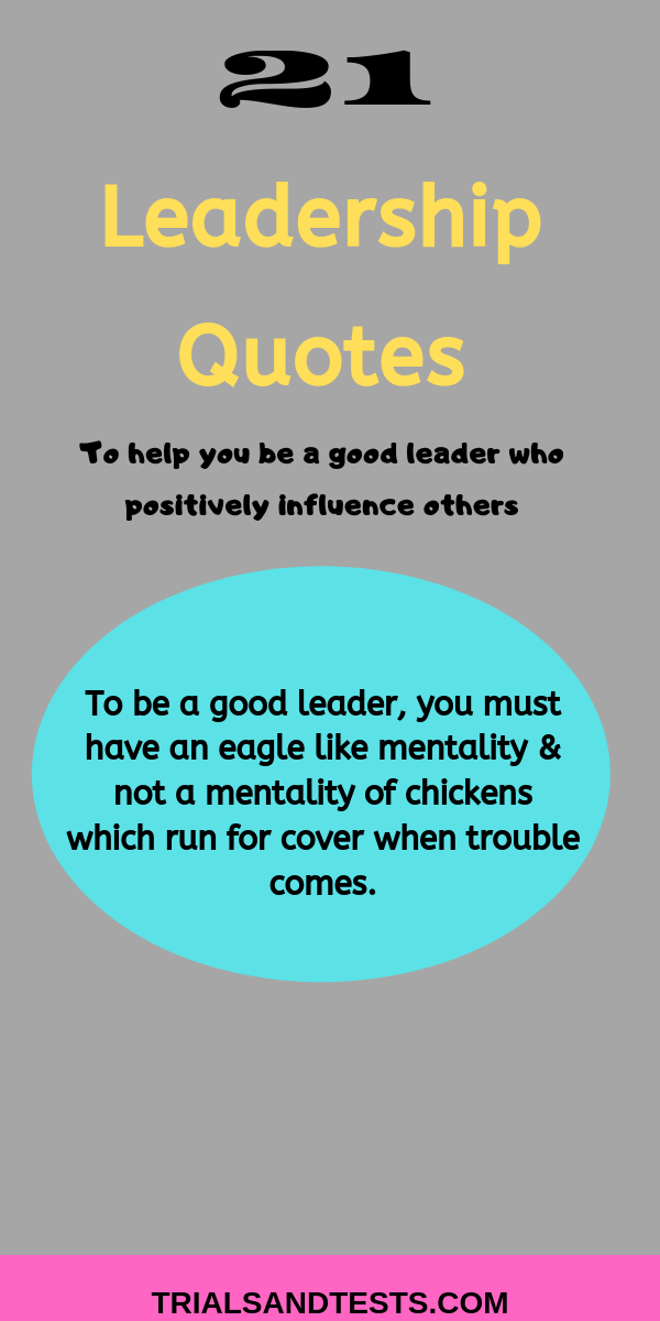 leadership quotes.