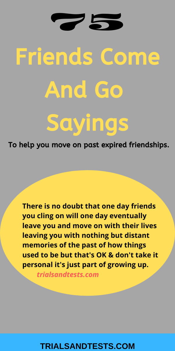 friends-come-and-go-sayings