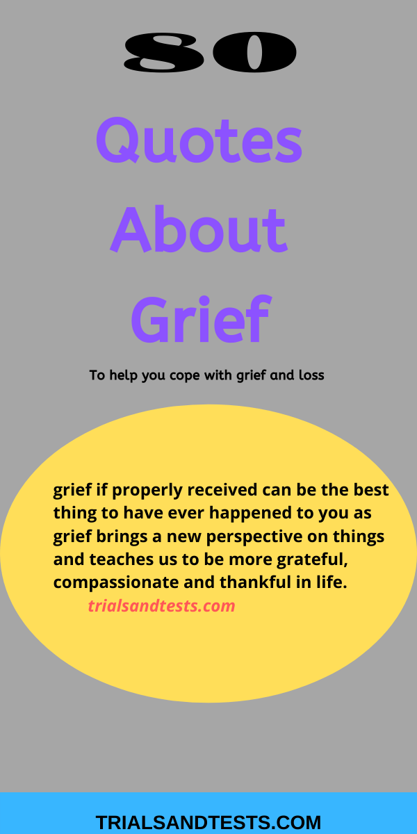 quotes about grief.