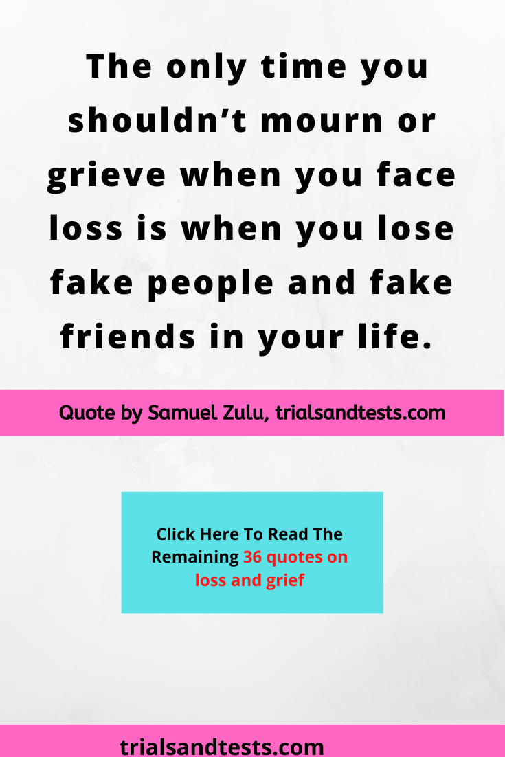 quotes for loss