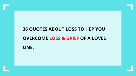 quotes-about-loss