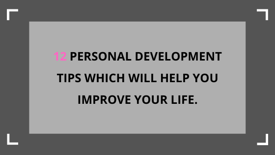 Personal-development-tips