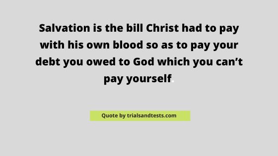 salvation-quotes
