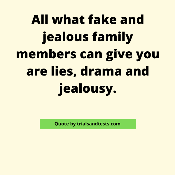 fake-family-members-quotes