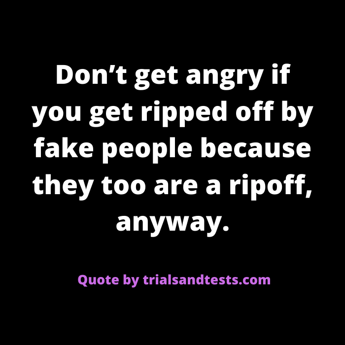 quotes-about-fake-people