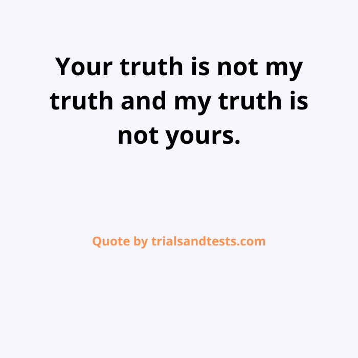 truth-telling-quotes