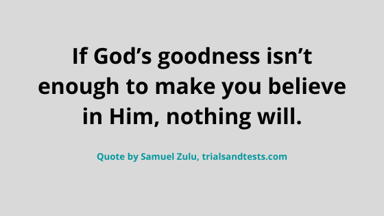 God-is-good-quotes
