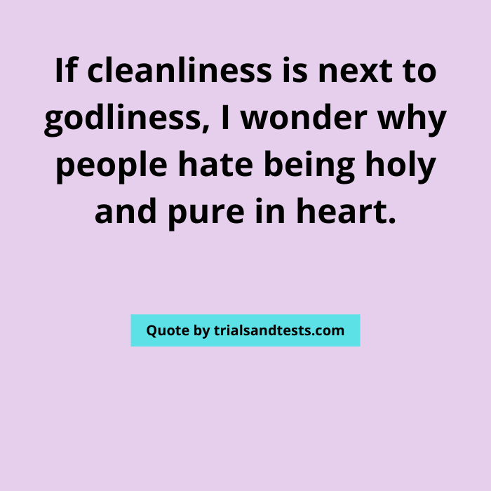 cleanliness-quotes