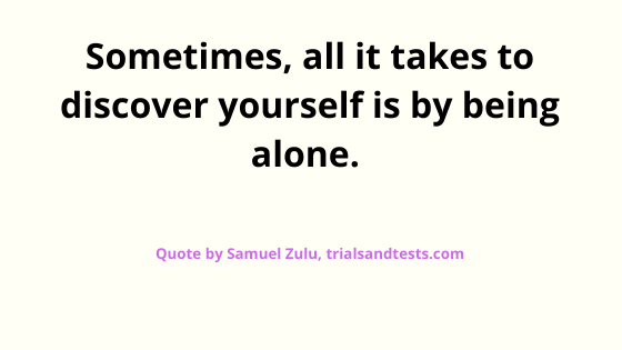 alone-quotes