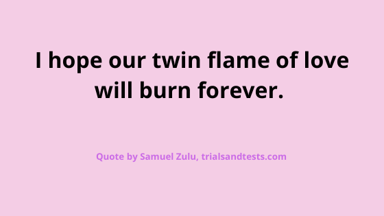 twin flames quotes