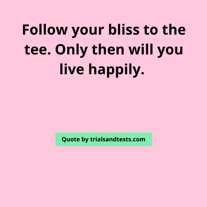 quotes-on-bliss