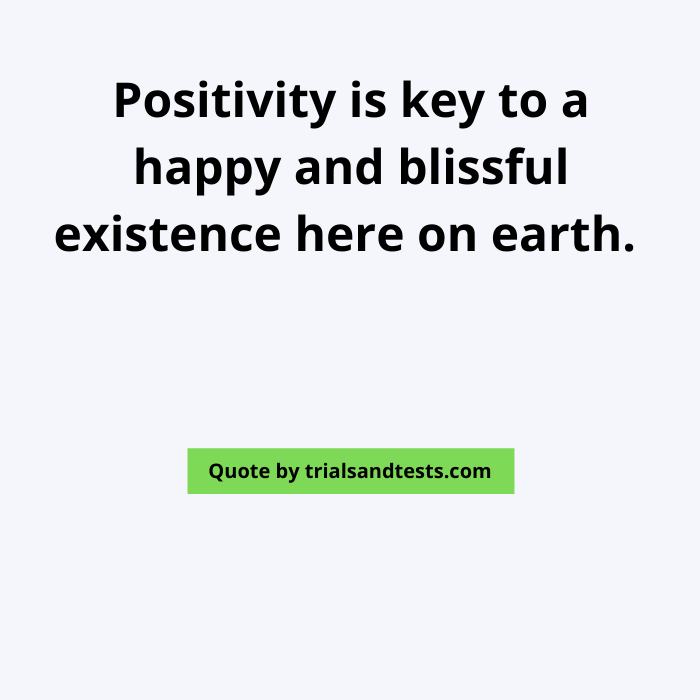 quotes-on-positivity