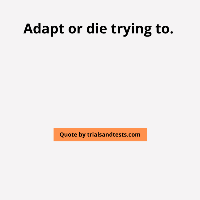 quotes-on-adapting