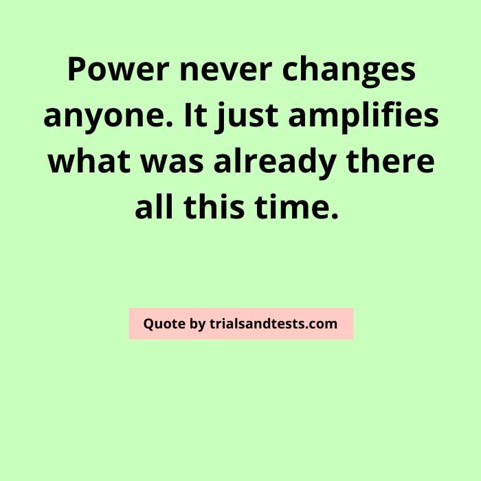 quotes-on-power