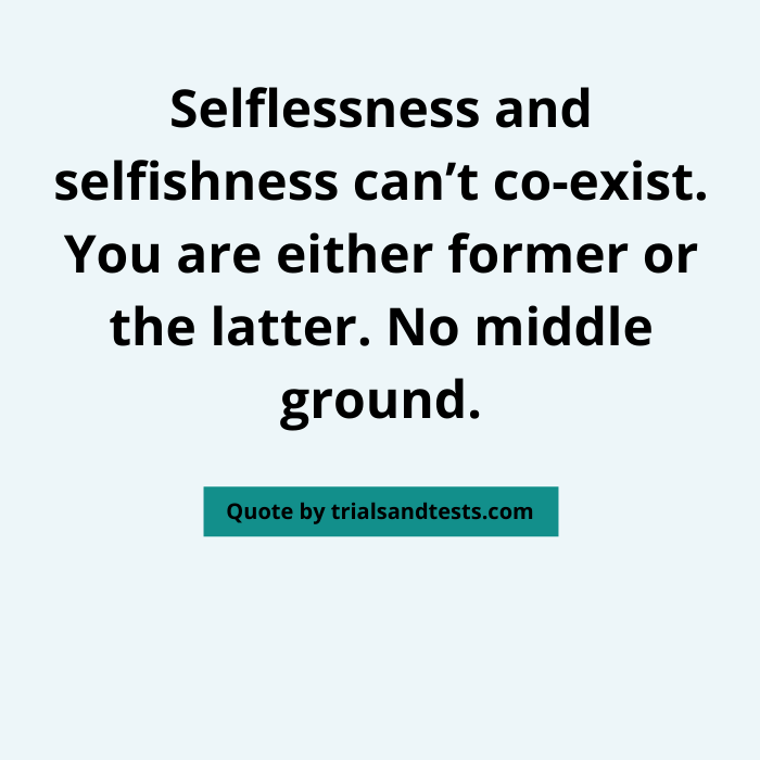 selflessness-quotes