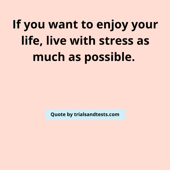 stress-quotes