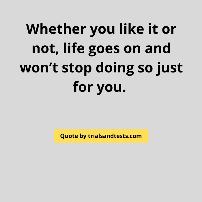 life-going-on-quotes