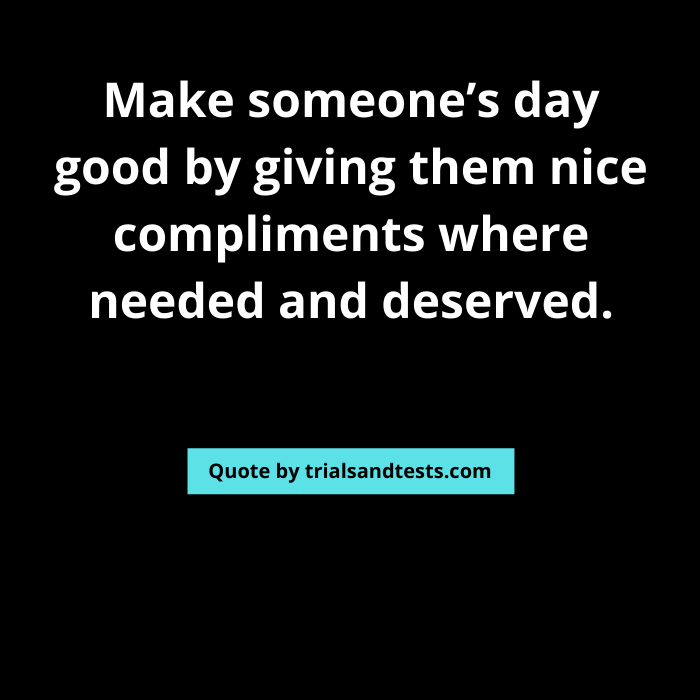 quotes-on-compliments